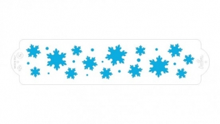 Decora - stencil Frozen Star