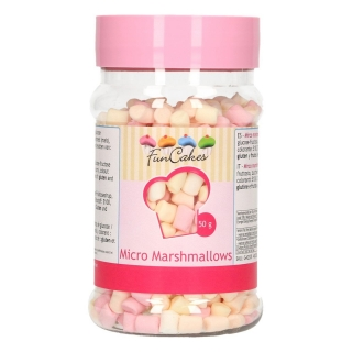FunCakes Micro Marshmallows 50g